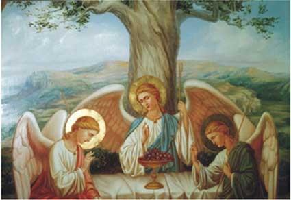 Статусы про Святую троицу